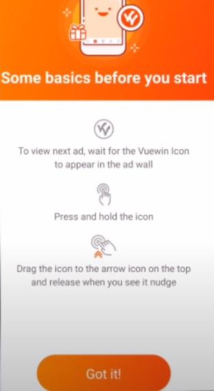 Screenshot of Vuewin Download