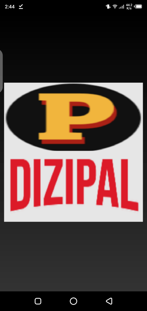 Screenshot of DiziPAL Apk