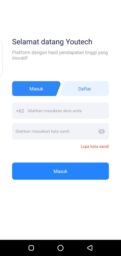 Screenshots of YouTech Download