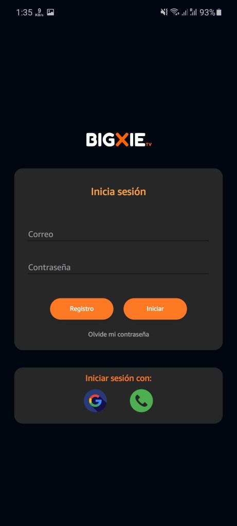 Screenshot of Bigxie Pro Apk