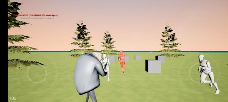 Screenshot of Call Of Gruty Apk
