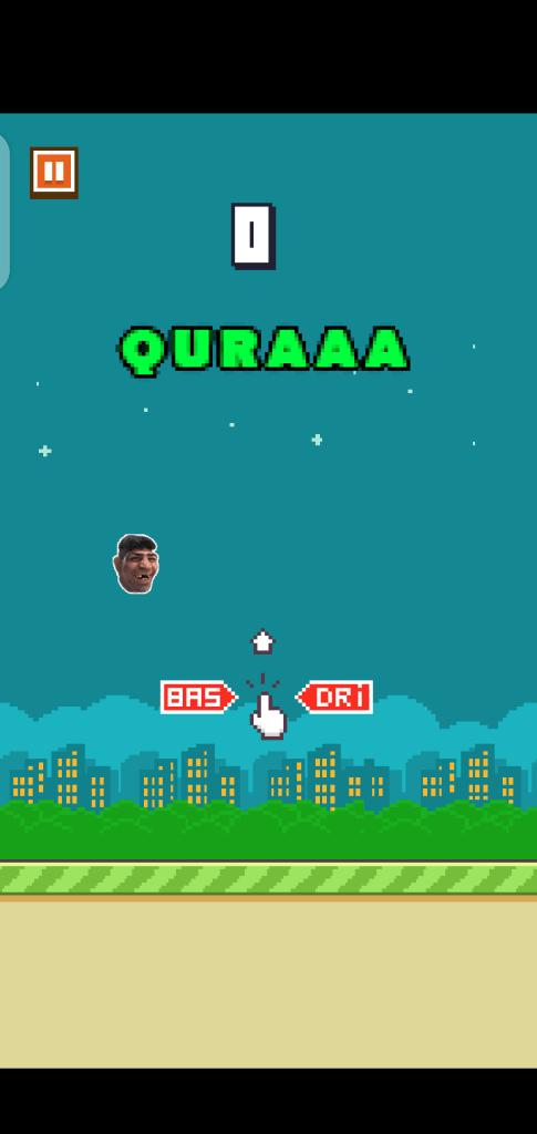 Screenshot of Hiko Baba Bird Apk