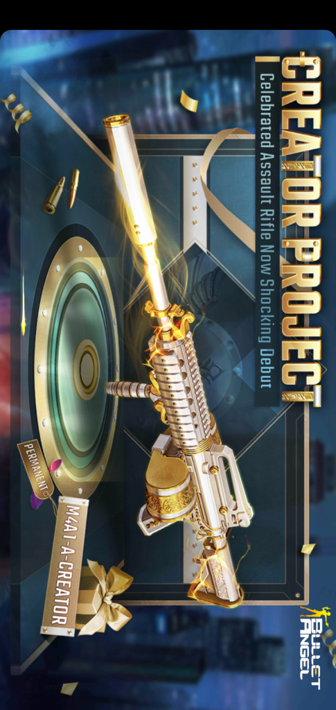 Screenshot of Bullet Angel Android