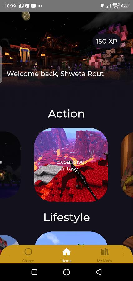 Screenshot of Terra Mods For Minecraft Pe Download