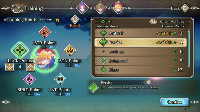 Screenshot of Trials Of Mana Android