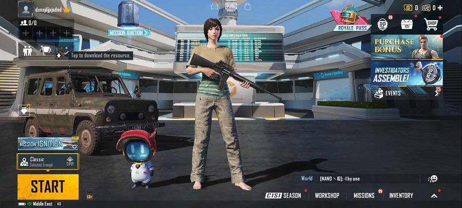 Screenshot of White Body No Recoil File Download