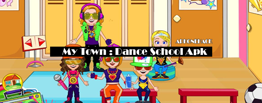 My Town Dance School apk paid