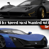 Need for Speed Most Wanted mod apk download