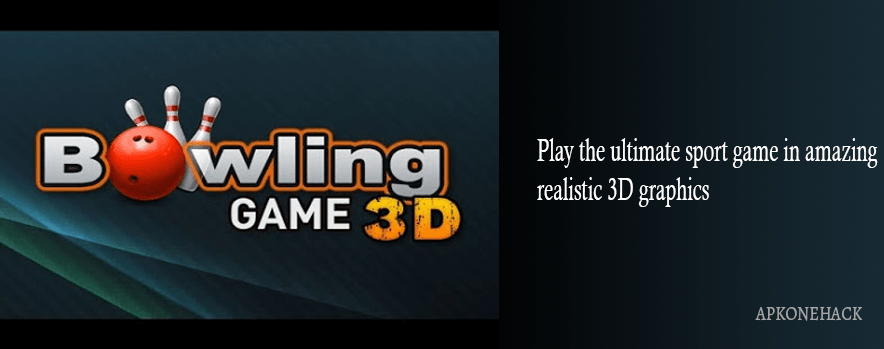 Bowling Game 3D apk download