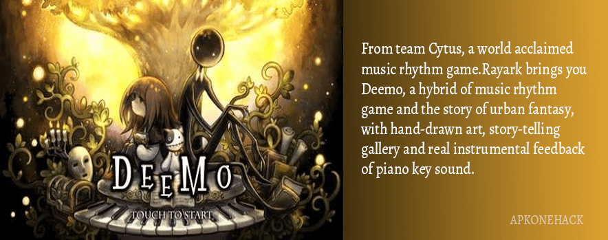 Deemo Apk + OBB Data [Unlocked] 3.2.0 Android Download by Rayark International Limited