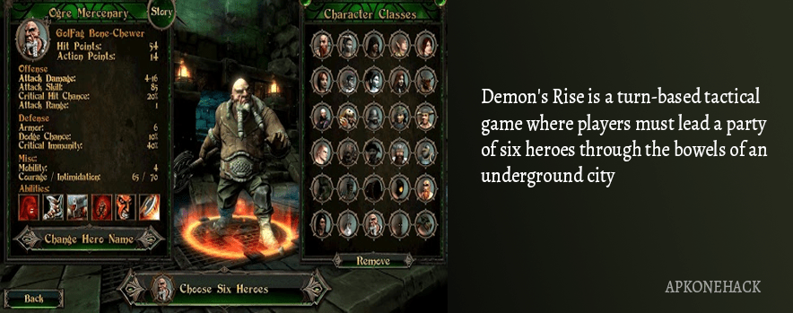 Demons Rise apk download