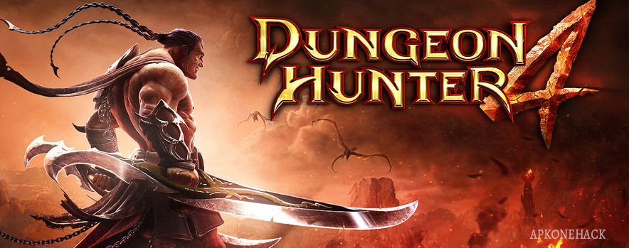 Dungeon Hunter 4 mod apk download