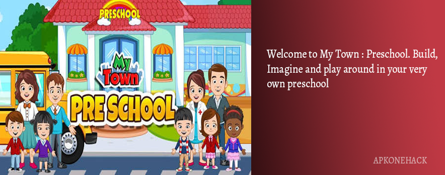 My Town Preschool Apk download