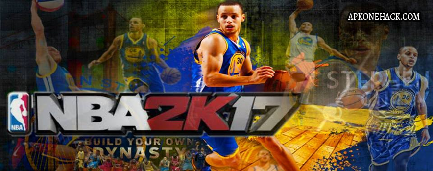 NBA 2K17 Legends apk download