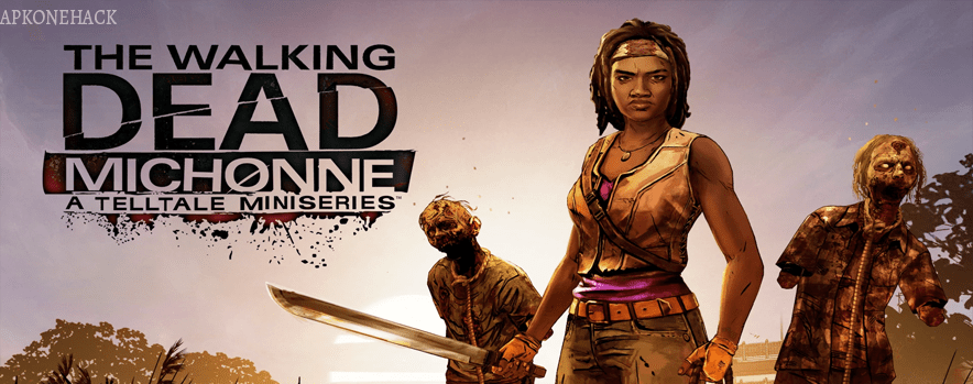 The Walking Dead Michonne mod apk download