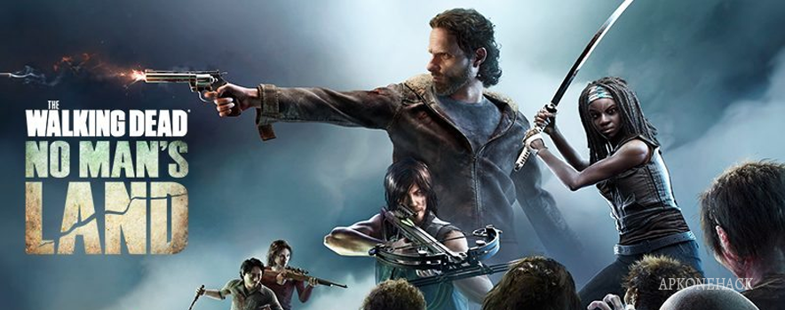 The Walking Dead No Man's Land MOD Apk + OBB Data [MEGA Hack] 3.0.2.3 Android Download by Next Games Oy