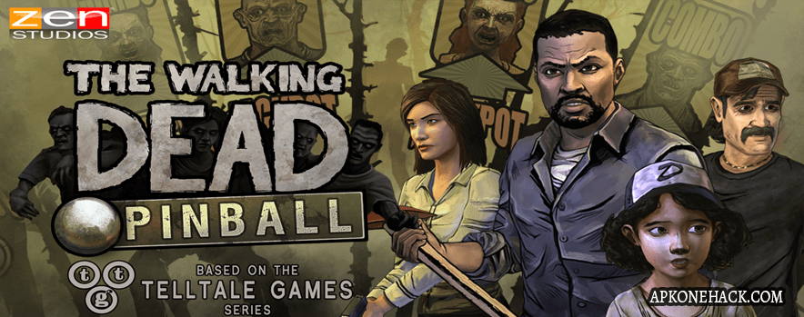 The Walking Dead Pinball Apk [Full Paid] 1.0.4 Android Download by Zen Studios