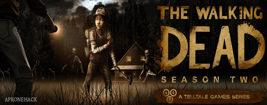 The Walking Dead: Season Two MOD Apk + OBB Data [Unlocked] 1.35 Android Download by Telltale Games