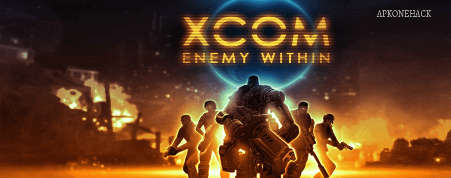XCOM: Enemy Within Apk + MOD + OBB Data [Unlimited Money] 1.7.0 Android Download by 2K, Inc.