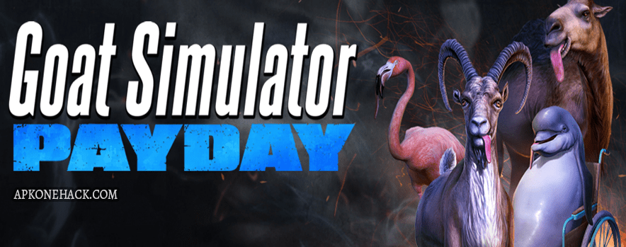 Goat Simulator Payday apk android download