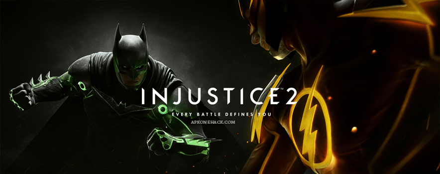 Injustice 2 mod apk download