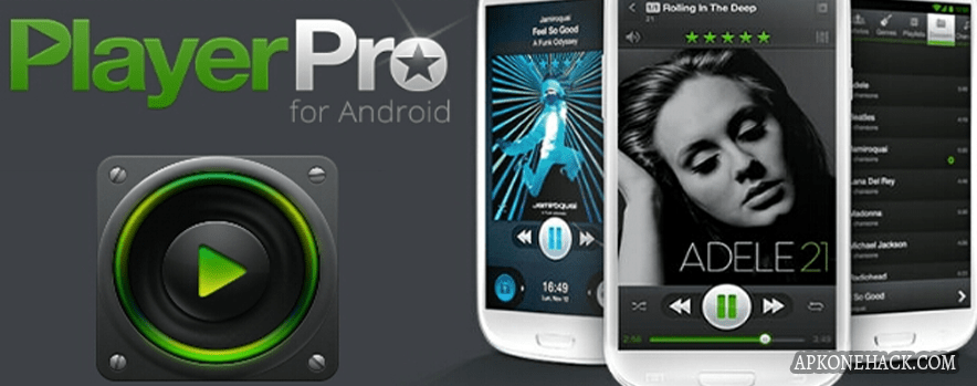 PlayerPro Music Player Apk [Full] v4.91 Android Download by BlastOn SA