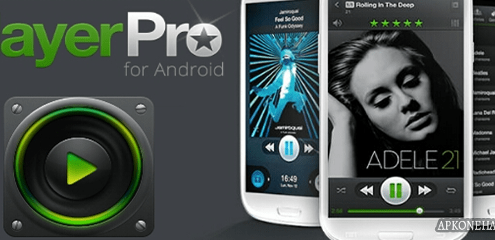 PlayerPro Music Player Apk [Full] v4.8 Android Download by BlastOn SA