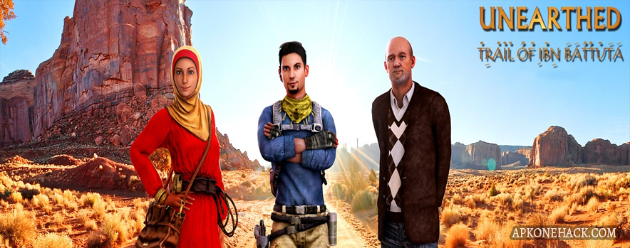 Unearthed Trail of Ibn Battuta apk download
