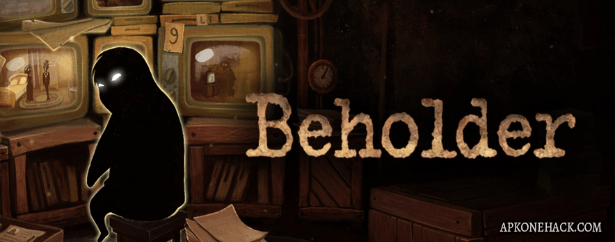 Beholder Apk + MOD + OBB Data [Unlimited Money] 2.3.0 Android Download by Creative Mobile Publishing