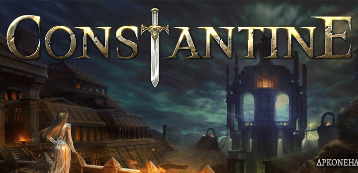 ConstantineM Apk + MOD + OBB Data [Unlimited Money] 1.02 Android Download by Ntree4