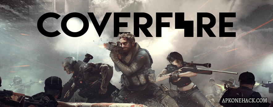 Cover Fire MOD Apk + OBB Data [Unlimited Money/VIP) 1.3.4 Android Download by Genera Games