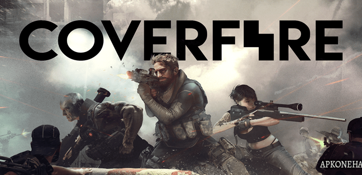 Cover Fire MOD Apk + OBB Data [Unlimited Money/VIP) 1.8.14 Android Download by Genera Games