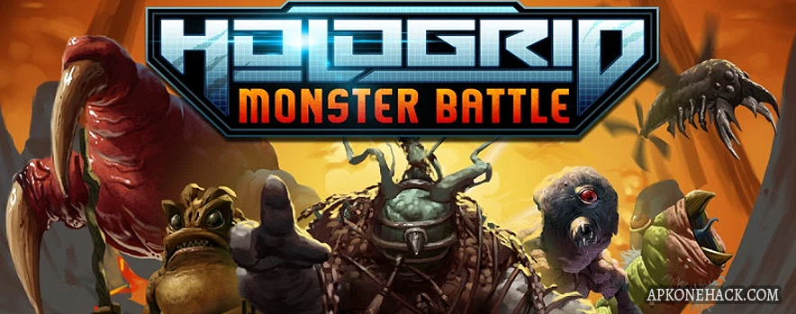 HoloGrid Monster Battle Tango apk download