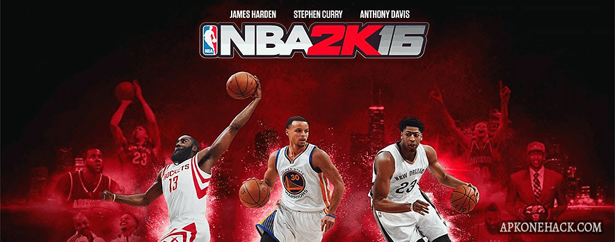 NBA 2K16 apk mod download