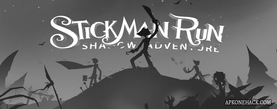 Stickman Run Shadow Adventure mod apk download