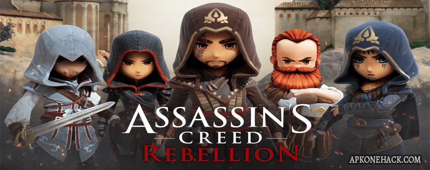 Assassin's Creed Rebellion apk mod download