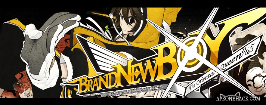 Brandnew Boy mod apk download