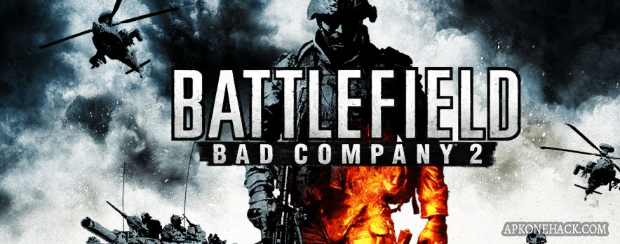 Battlefield: Bad Company 2 MOD Apk + Data (Unlimited Ammo and Grenades) 1.28 Android Download by EA