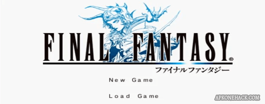 FINAL FANTASY mod apk download