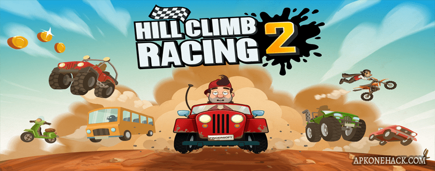 Hill Climb Racing 2 mod apk download