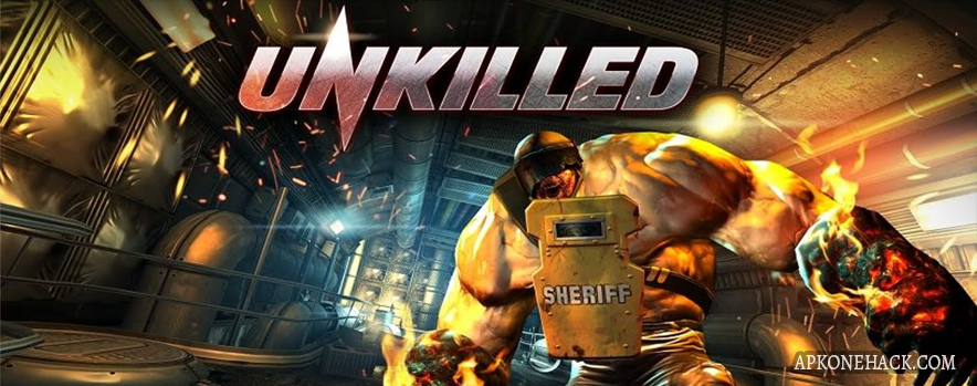 UNKILLED MOD Apk + OBB Data [MEGA HACK] 2.0.1 Android Download by MADFINGER Games