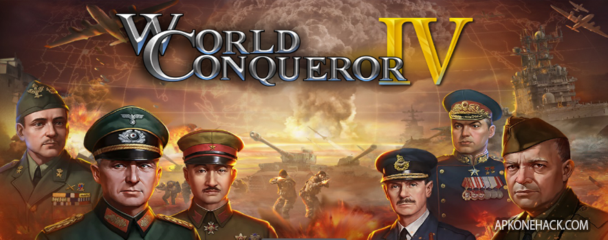 World Conqueror 4 MOD APK DOWNLOAD