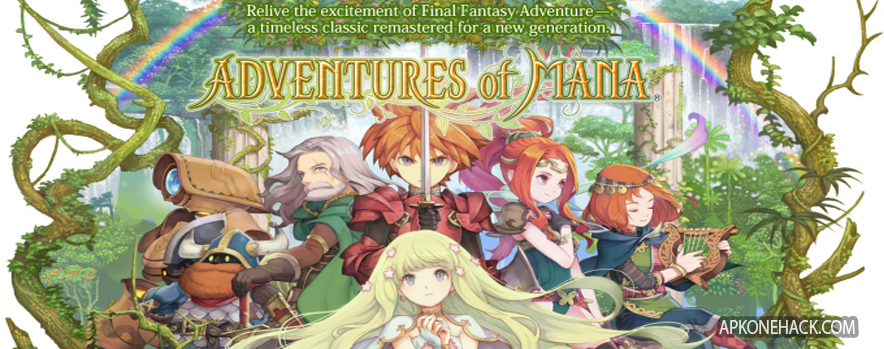 Adventures of Mana mod apk download