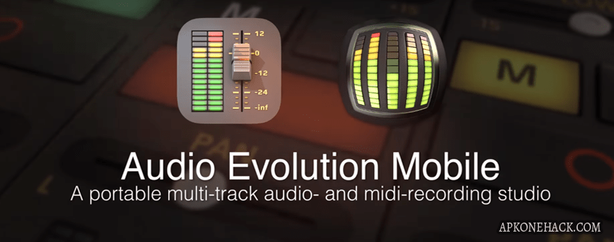 Audio Evolution Mobile Studio Apk [Full] v4.7.0 Android Download by eXtream Software Development
