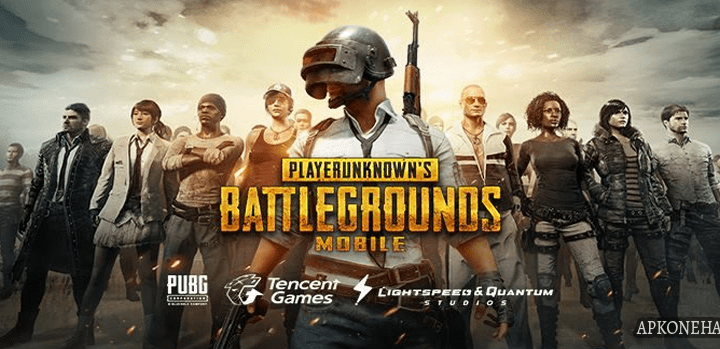PUBG Mobile Apk + OBB Data [Official/Eng] v0.4.0 Android Download Tencent Games