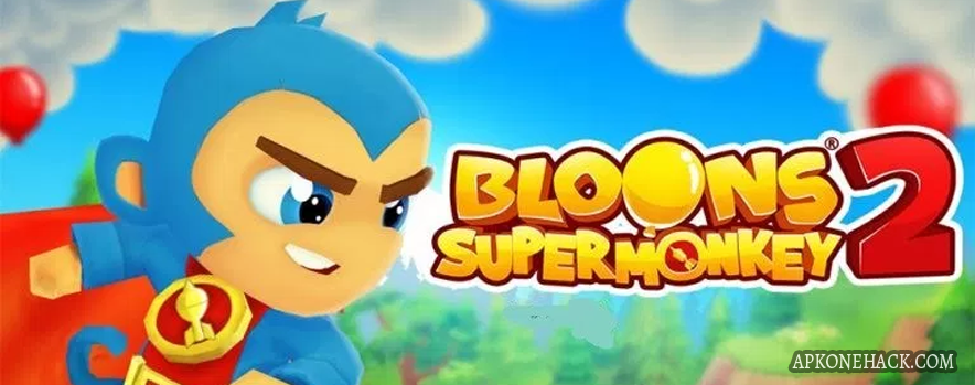 Bloons Supermonkey 2 paid apk download