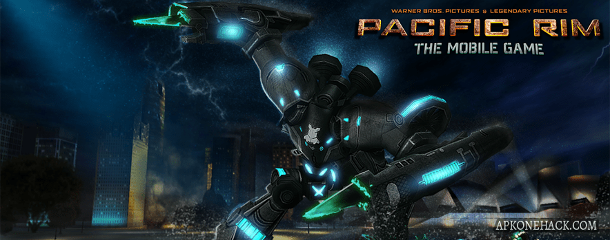 Pacific Rim MOD Apk + OBB Data [Unlimited Money] v1.9.6 Android Download by Reliance Big Entertainment (UK) Private Limited