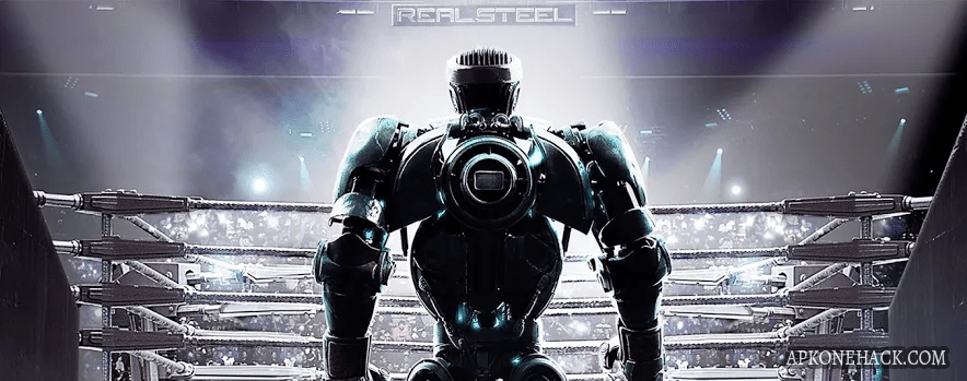 Real Steel HD MOD Apk + OBB Data [Unlimited Money] v1.43.4 Android Download by Reliance Big Entertainment (UK) Private Limited