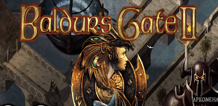 Baldur's Gate II Apk + OBB Data [DLC Unlocked] 2.5.16.6 Android Download by Beamdog