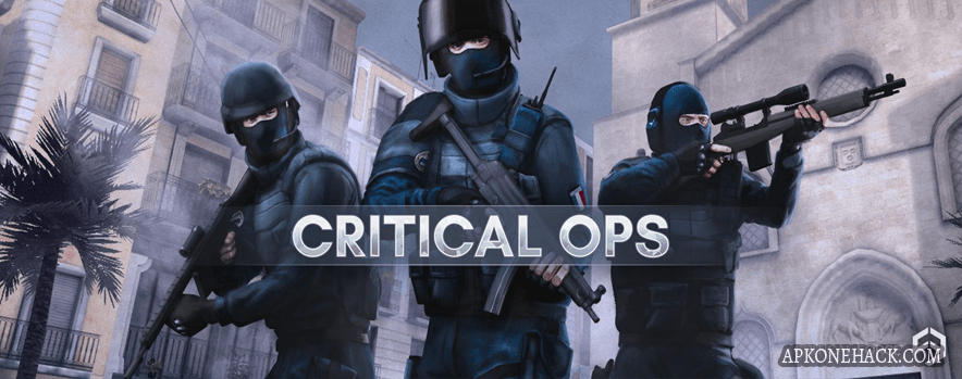 Critical Ops MOD Apk + OBB Data [Mega Hack] v1.3.0.f416 Android Download by Critical Force Ltd